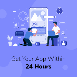 app within 24 hours