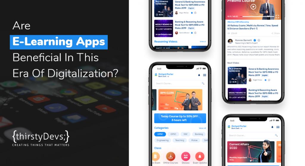 Elearning App Development