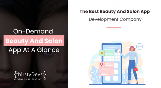 On-Demand Beauty And Salon App At A Glance.